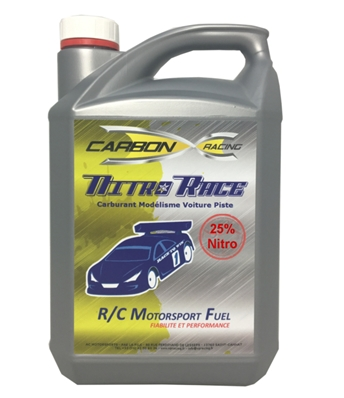 Carburant voiture PISTE 25% Bidon 5L