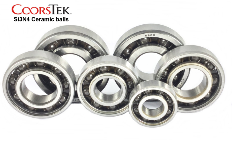 Ceramic Bearings for Gas Gas Motorcycles