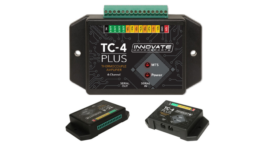 TC-4 Plus, SSI-4 Plus, PL-1