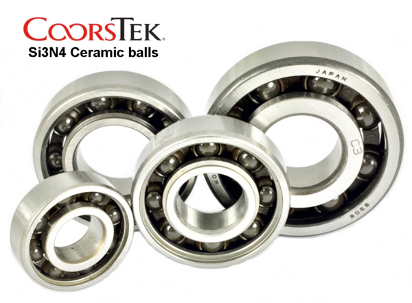 Ceramic Bearings for Scooters