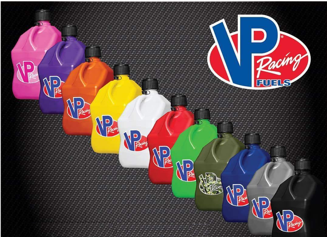 VP RACING JUGS