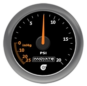 MTX-A 20 PSI Boost Gauge -3857-
